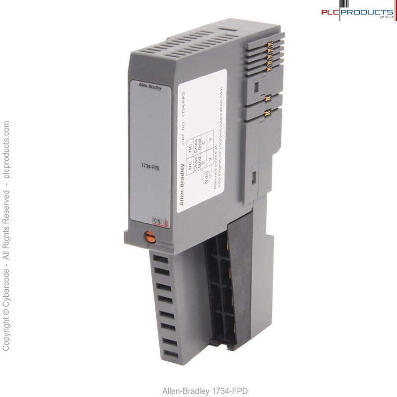 Allen-Bradley 1734-FPD | PLC Products Group