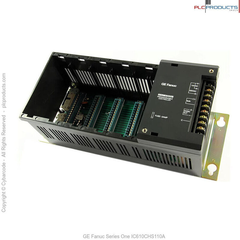 GE Fanuc Series One Programmable Controller Output Module IC610MDL175A 115 VAC