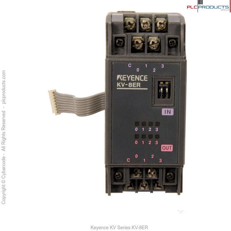 keyence kv 8er plc products group rh plcproducts com KEYENCE Logo KEYENCE Scanner Manual