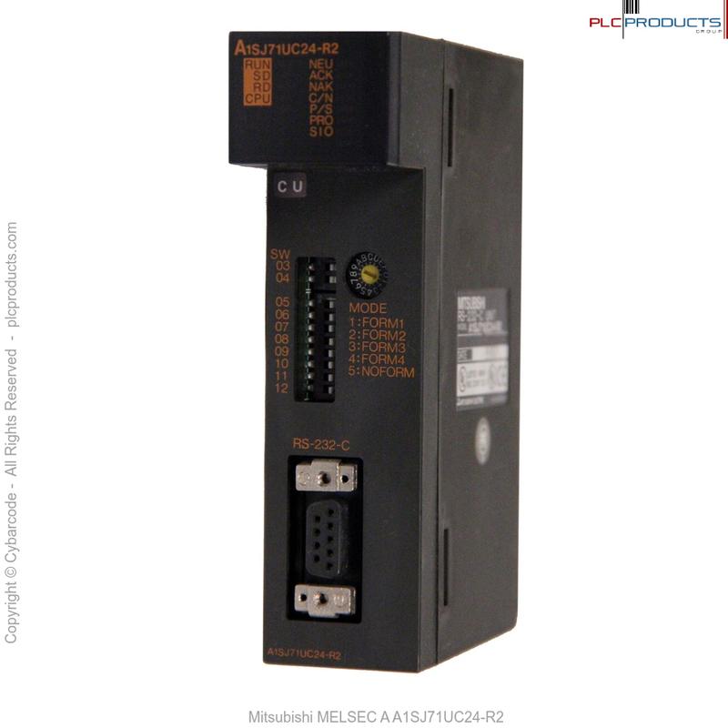 New One MItsubishi Communication Module A1SJ71C24-R2 A1SJ71C24R2